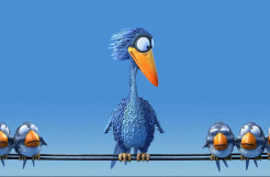 For the Birds – Pixar