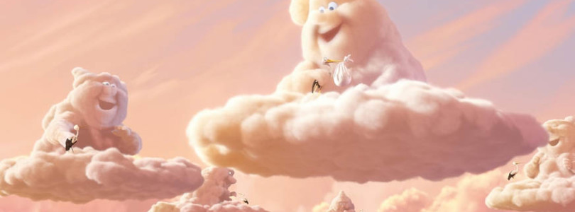 Partly Cloudy by Peter Sohn – Pixar