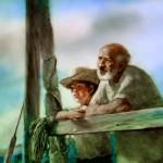 The old man and the sea – Aleksandr Petrov