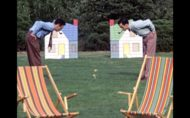 Neighbours by Norman McLaren