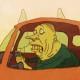 The Loneliest Stoplight Trailer – Bill Plympton