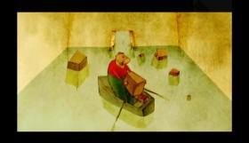 La Maison en Petits Cubes by Kunio Kato | 2D