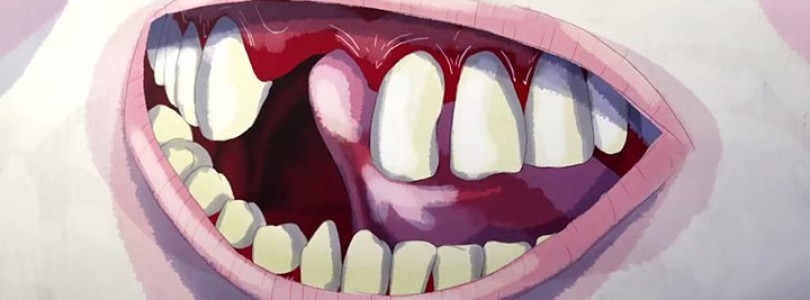 Teeth by Daniel Gray and Tom Brown