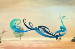 Simorgh by Meghdad Asadi – 3D Animation