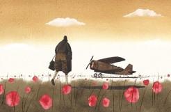 Spārni un airi / Wings and Oars by Vladimir Leschiov
