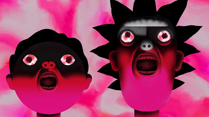 weird, surreal, rick, morty, and, animation, art, anime, cartoon, artist, movie, films, gif, artists, artists on tumblr, movies, asf, films, animated, short, films, 2d, 3d, stop motion, stopmotion,
