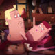 """Short film directed for a project on the theme """"Love"""", by three students of GOBELINS """"Character animation and animated film"""""""