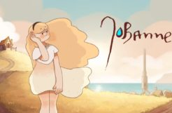 Johanne - 2D animation movie