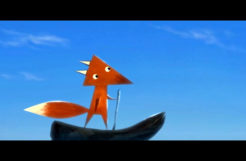 A fox adventure. ASF - Animated Short Films.net - 2D, 3D and stopmotion animation short films.