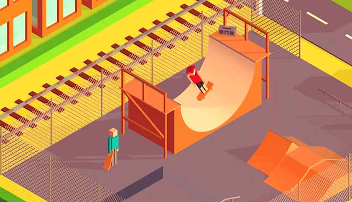 """A fun mix of events that would happen if we suddenly lost our """"stuff"""". Tags: skate, plain, home, sport, school. ASF - Animated Short Films.net - The best 2D, 3D/ cgi and stopmotion animation short films."""