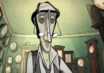 A solitary watchmaker seeks consolation and meaning in his daily routine. Then, one evening, he is offered a very eccentric watch to repair. ASF - Animated Short Films.net - The best 2D, 3D/ cgi and stop motion animation short films.