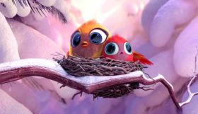 In a timely story about love triumphing over fear, we created a short festive animation that would rival any Christmas advert in the cuteness stakes! Birds on christmas. 3D animation