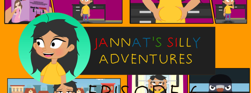 Jannat's Silly Adventures Episode 6 Trying to Get Into Fitness & Health