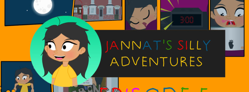 Jannat's Silly Adventures Episode 5 CALLING AT 3AM CHALLENGE