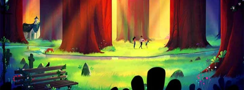 A short animated film that tells the journey of life through the use of epic, beautiful environments and meaningful character animation.