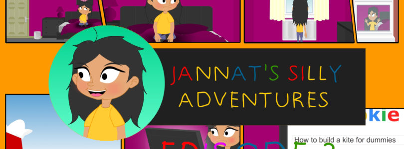 Jannat's Silly Adventures Episode 3