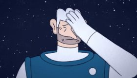 Short film about a guy and his wife in space and what is hard to keep a relationship alive. ASF - Animated Short Films.net - The best 2D, 3D/ cgi and stopmotion animation short films.