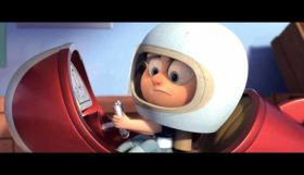 A kid dreams of going into space, the only thing he has is a coin. ASF - Best animation movies