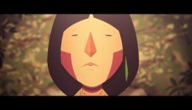 ASF - Animated Short films. Best animation movies. Girl on a tribe.