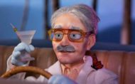 Adult Swim stopmotion animation movie about butterflies and a scientist.