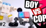 BOY vs Cop – #Who is it