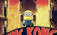 KING KONG THE MINION VERSION